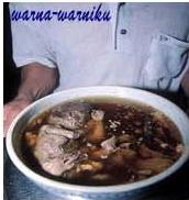'Healthy Soup' siap di hidangkan